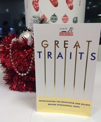 Cover of Great Traits book