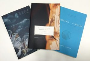 Platypus Press books on display