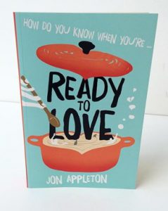 Ready to Love book cover closeup