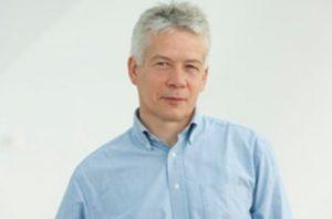 Richard Dikstra portrait
